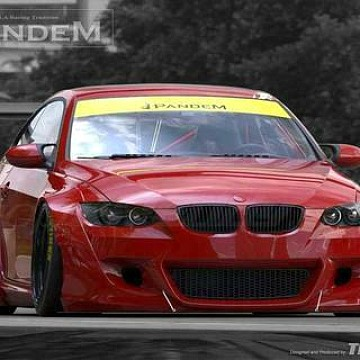Image of a Jeep Wrangler  BMW E92 M3 Rocket Bunny Pandem Style FRP Full Body Kit Wide Body